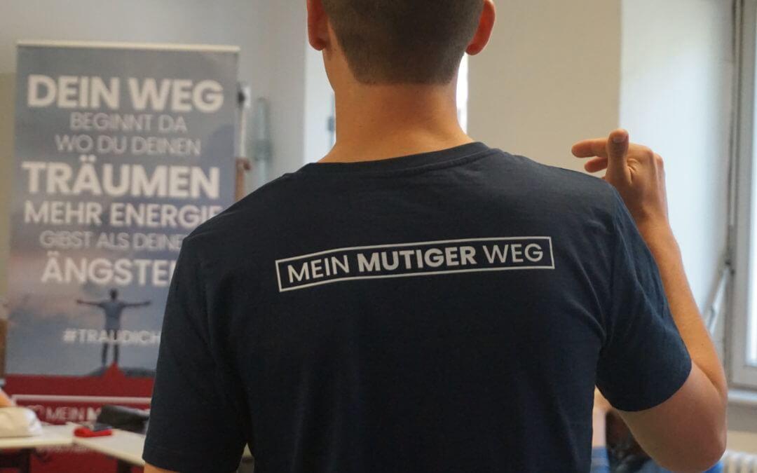 MSG Landau meets MEIN MUTIGER WEG